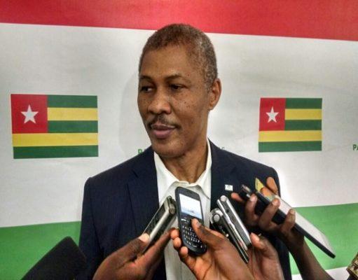 Nathaniel Olympio, Président par intérim du Parti des Togolais