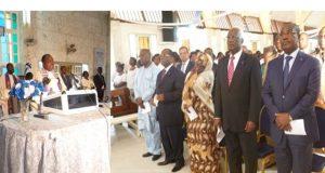 Réussite du Sommet de Lomé : Un culte protestant organisé en présence des autorités