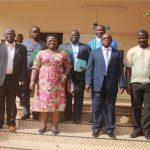 La ministre Bernadette Legzim-Balouki en tournée de sensibilisation