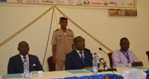 Le Premier ministre togolais, Komi Sélom Klassou préside les travaux