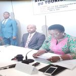 Ministre en charge du tourisme, Bernadette Legzim-Balouki