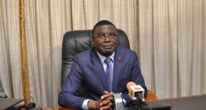 Komi Paalamwé Tchakpélé, ministre en charge des enseignements primaire et secondaire