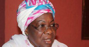 Mme Awa-Nana Daboya, présidente du HCCRUN
