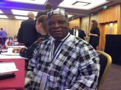 Me Daniel Dosseh Adjanon, Président de la Chambre Nationale des Notaires du Togo