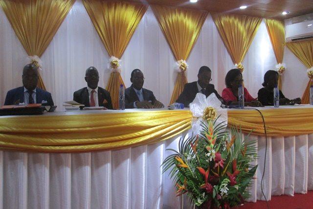 9ème université organisée par la Chambre Nationale des Notaires du Togo
