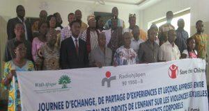 Les acteurs impliqués dans la promotion des droits de l'enfant au Togo