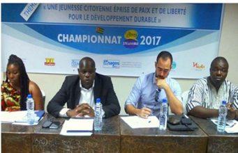 Le comité d'organisation « Joutes Verbales Francophones au Togo »