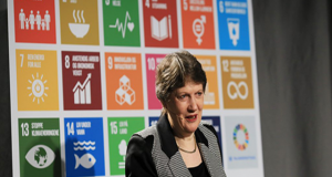 Mme Helen Clark, Administratrice du PNUD