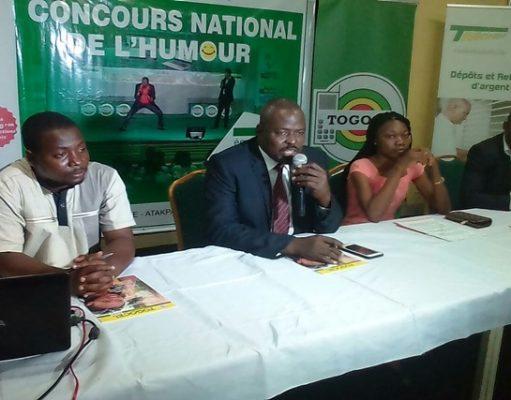 Humour, lancement officiel de la 7ème édition au Togo