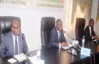 La presse togolaise et la HAAC