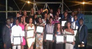 Les lauréats récompensés