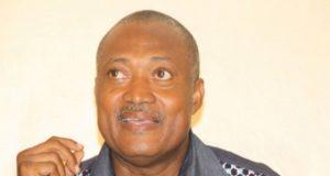 Jean Pierre Fabre, Président de l'Alliance Nationale pour le Changement (ANC)