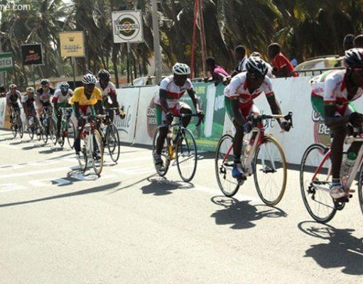 Togo / tour cycliste