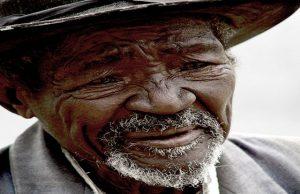 Image d'une personne âgée