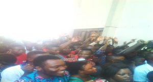 Mobilisation des étudiants ce lundi au Tribunal de Lomé