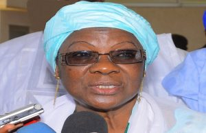 Mme Awa Nana Daboya, présidente de la Commission sur les Réformes