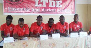 Des responsables de la LTDE