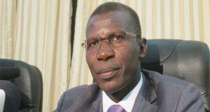 Ninsao Gnofam, ministre des infrastructures et des transports
