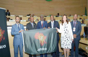 Lancement du nom de domaine internet .africa