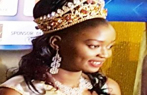 La miss Togo 2017, Mlle Cornelia Dédévi Ayaba ADOMAYAKPO