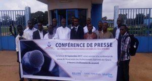 Quelques membres de l'APD-ENSI