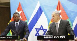 Faure Gnassingbé et Benyamin Netanyahou (archives)
