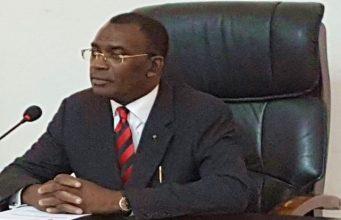 Le ministre Yaovi Attigbé IHOU