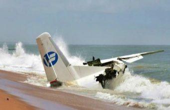L'avion en question