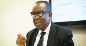 Albert Kan-Dapaah, chef de la délégation