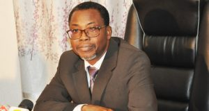 Pius Agbetomey, ministre de la justice