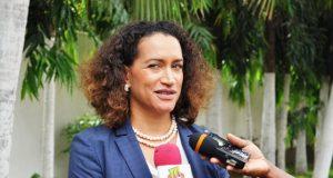 Mme Joëlle DEHASSE, Représentante résidente de la Banque mondiale au Togo