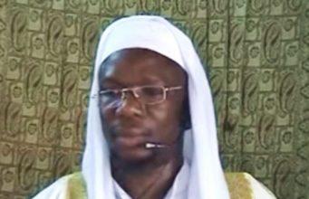 L'imam Mollah Hassane de Sokodé