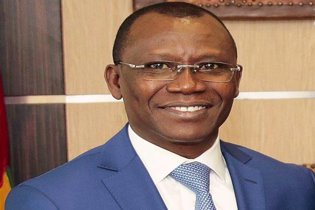 Sani Yaya, Ministre de l'Economie et des Finances
