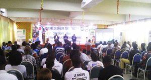 Conférence publique du groupe Togo Télécom
