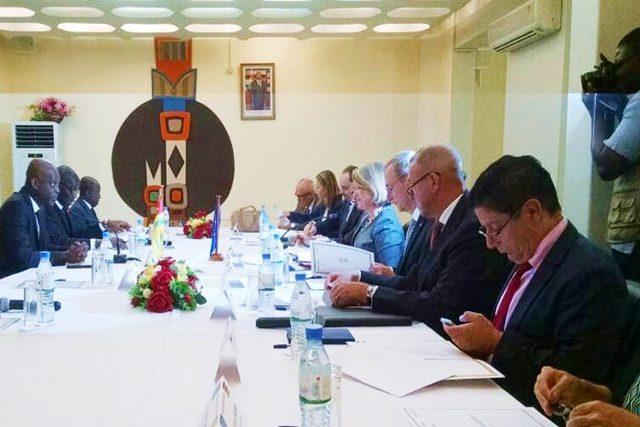 Dialogue UE-Togo