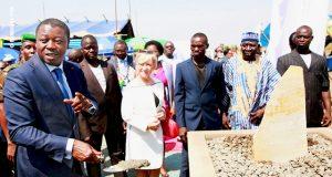 Lancement des travaux de construction de l'IFAD