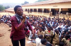 Sensibilisation sur l'hygiène et le civisme en milieu scolaire CEG/A-ENS