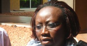 Mme Miriam DOSSOU, Directrice générale de l'INAM