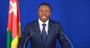 Faure Gnassingbé, Président de la République