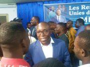 Le délégué national du MJU échange avec les jeunes