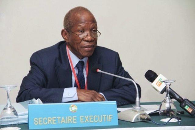 Dr. Patrice Kouamé, Secrétaire Exécutif du Conseil de l'Entente