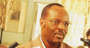 Georges Aïdam, Ministre en charge de l'enseignement technique et de la formation professionnelle