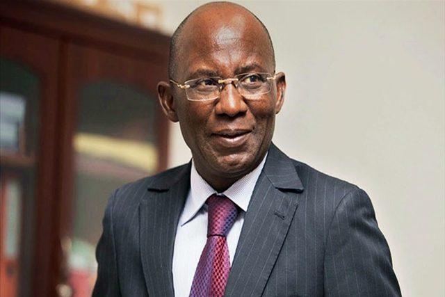 Stanislas Baba, Coordonnateur de la Cellule MCA-Togo