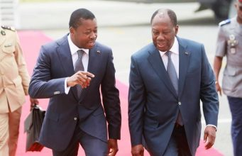 Faure Gnassingbé et Alassane Dramane Ouattara