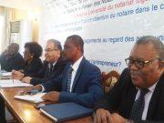 Conférence de presse de lancement de la 10ème université