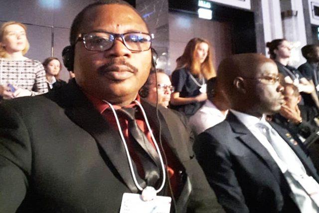 Pascal Edoh AGBOVE, chef de la délégation
