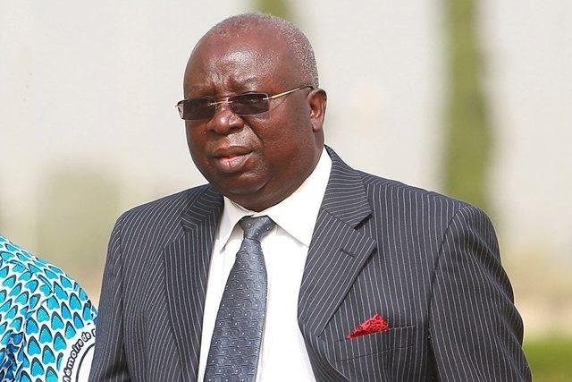 Aboudou Assouma, Président de la Cour Constitutionnelle