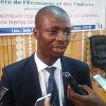 Jules Tapsoba, représentant résident du FMI au Togo