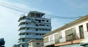 L'immeuble en question