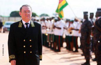 Igor EVDOKINOV, nouvel ambassadeur de Russie au Togo
